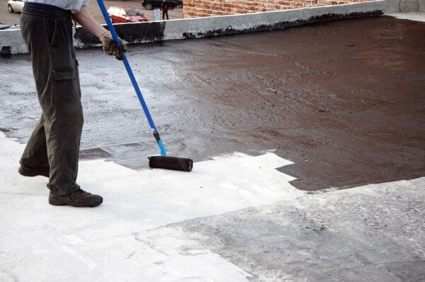 Commercial Acrylic Roof Coatings - Preview