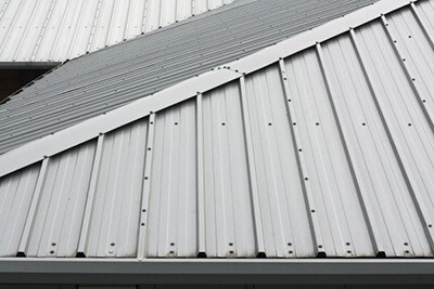 Commercial Metal Roofing - Thumbnail