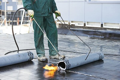 Commercial Modified Bitumen Roofing - Thumbnail
