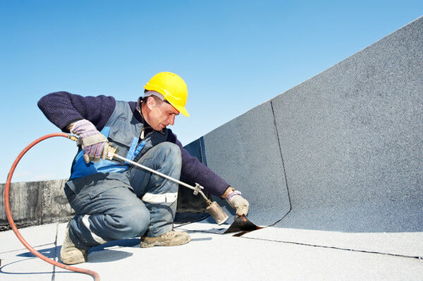 Commercial Roof Maintenance - Preview