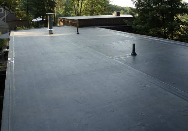 Commercial Thermoset EPDM Roofing Membrane - Preview
