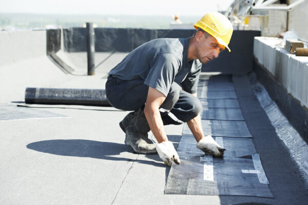 Residential Built-Up Roofing - Preview