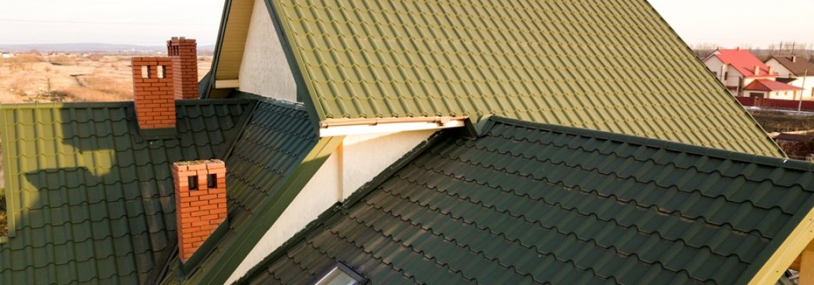 Choosing Your Roof Color For Your House